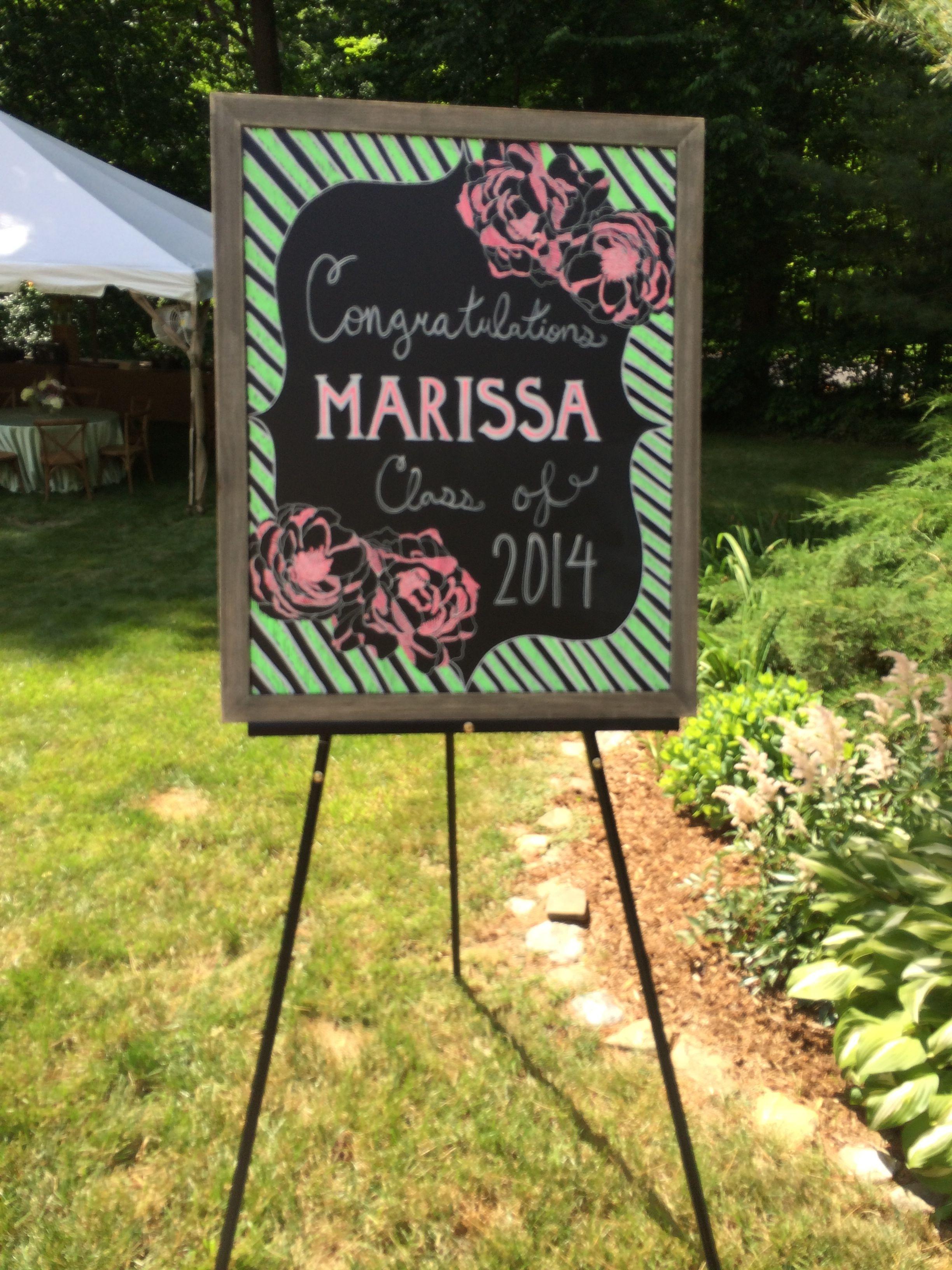 Marissa S Shabby Chic Graduation Party How It Came
